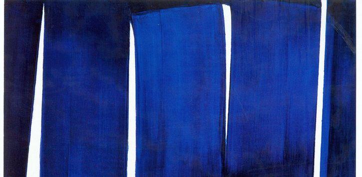 Soulages+bleu